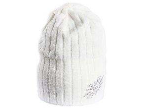 Zimní čepice Original SKHOOP - bílá