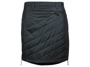 Zimní sukně Sandy Short SKHOOP - černá